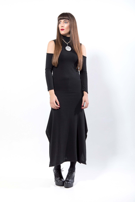 747236e72a79 Πλεκτό φόρεμα - AVIOTI