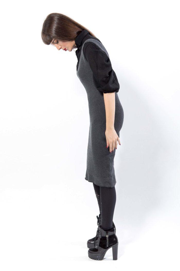 Φόρεμα  από πλεκτό
